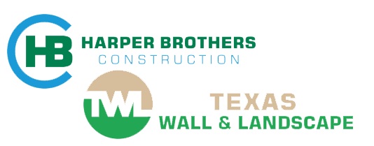 Harper Brothers Construction and Texas Wall Landscapes